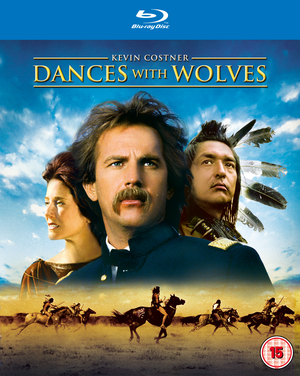 Dances With Wolves (1990) (Blu-ray) (with UltraViolet Copy) (Retail / Rental)
