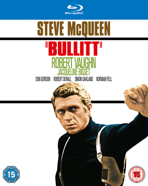 Bullitt (1968) (Blu-ray) (with UltraViolet Copy) (Retail / Rental)