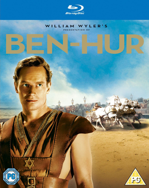 Ben Hur (1959) (Blu-ray) (with UltraViolet Copy) (Retail / Rental)