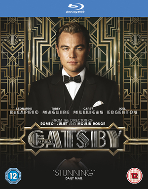 The Great Gatsby (2013) (Blu-ray) (with UltraViolet Copy) (Retail Only)