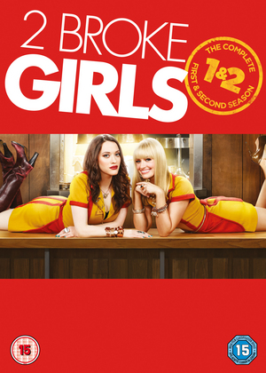 2 Broke Girls: Season 1-2 (2013) (Retail / Rental)