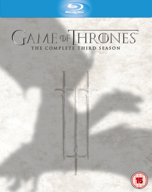 Game of Thrones: The Complete Third Season (2013) (Blu-ray) (Retail / Rental)