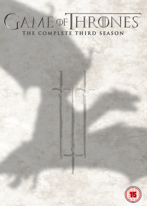 Game of Thrones: The Complete Third Season (2013) (Retail / Rental)
