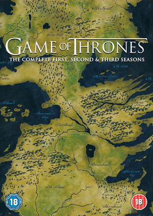 Game of Thrones: Seasons 1-3 (2013) (Box Set) (Retail / Rental)