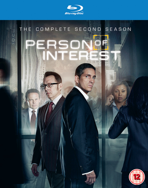 Person of Interest: The Complete Second Season (2013) (Blu-ray) (with UltraViolet Copy) (Retail / Rental)