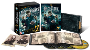 Harry Potter and the Deathly Hallows: Part 1 (2010) (Blu-ray) (3D Edition + 2D Edition + DVD + UltraViolet Copy Collector's