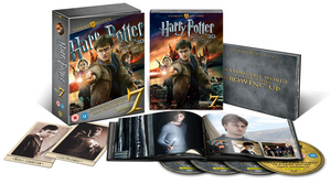 Harry Potter and the Deathly Hallows: Part 2 (2011) (Blu-ray) (3D Edition + 2D Edition + DVD + UltraViolet Copy Collector's