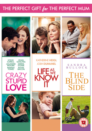 Crazy, Stupid, Love/Life As We Know It/The Blind Side (2011) (Box Set) (Deleted)
