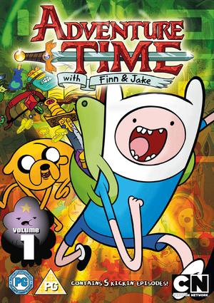 Adventure Time: Season 1 - Volume 1 (2010) (Retail / Rental)