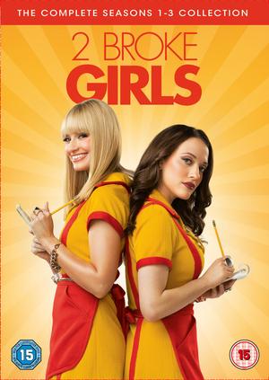 2 Broke Girls: Seasons 1-3 (2014) (Retail / Rental)