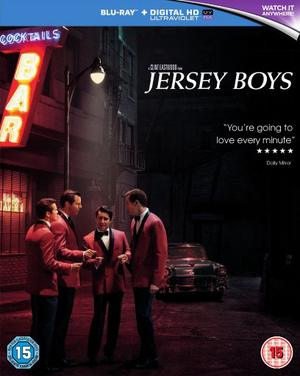 Jersey Boys (2014) (Blu-ray) (with UltraViolet Copy) (Retail Only)