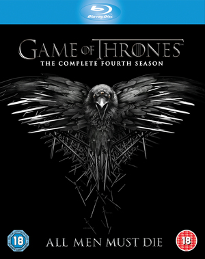 Game of Thrones: The Complete Fourth Season (2014) (Blu-ray) (Retail / Rental)