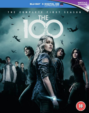 The 100: Season 1 (2014) (Blu-ray) (with UltraViolet Copy) (Retail / Rental)