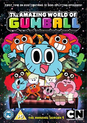 The Amazing World of Gumball: Season 1 (2012) (Retail / Rental)