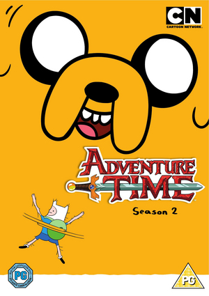 Adventure Time: Season 2 (2011) (Retail / Rental)