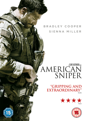 American Sniper (2014) (Retail Only)