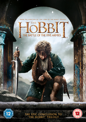 The Hobbit: The Battle of the Five Armies (2014) (Blu-ray) (Rental)