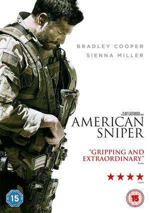 American Sniper (2014) (Blu-ray) (Rental)