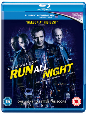 Run All Night (2015) (Blu-ray) (with UltraViolet Copy) (Retail Only)