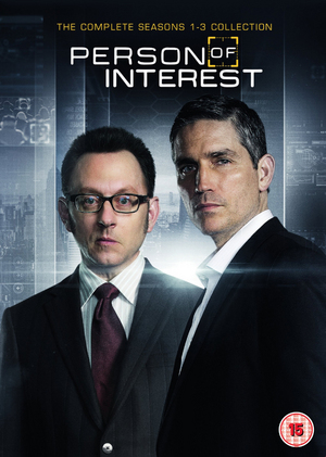 Person of Interest: The Complete Seasons 1-3 Collection (2014) (Retail / Rental)