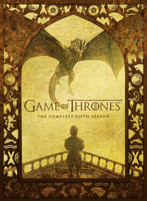 Game of Thrones: The Complete Fifth Season (2015) (Retail / Rental)