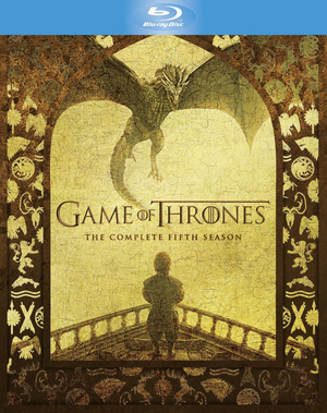 Game of Thrones: The Complete Fifth Season (2015) (Blu-ray) (Retail / Rental)