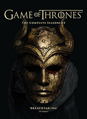 Game of Thrones: Seasons 1-5 (2015) (Softpack) (Retail / Rental)