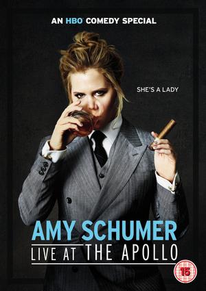 Amy Schumer: Live at the Apollo (2015) (Irish Version) (Retail / Rental)