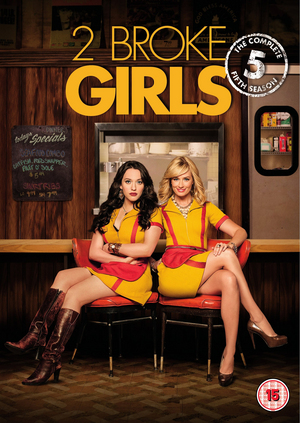2 Broke Girls: Season 5 (2016) (Retail / Rental)