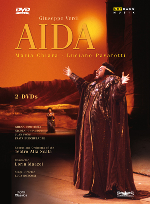 Aida: Teatro Alla Scala (Maazel) (1986) (Retail / Rental)