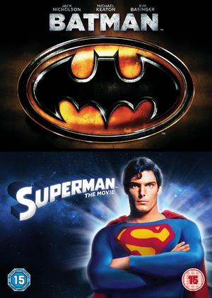 Batman/Superman: The Movie (1989) (Retail / Rental)