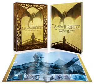 Game of Thrones: The Complete Fifth Season (hmv Exclusive) (2015) (Special Edition) (Retail Only)