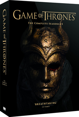 Game of Thrones: Seasons 1-5 (2015) (Box Set) (Retail / Rental)