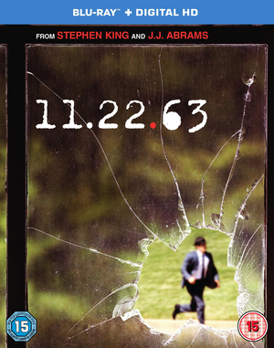 11.22.63 (2016) (Blu-ray) (with Digital HD UltraViolet Copy) (Retail / Rental)