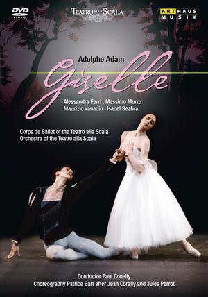 Giselle: Teatro Alla Scala (1996) (NTSC Version) (Retail / Rental)
