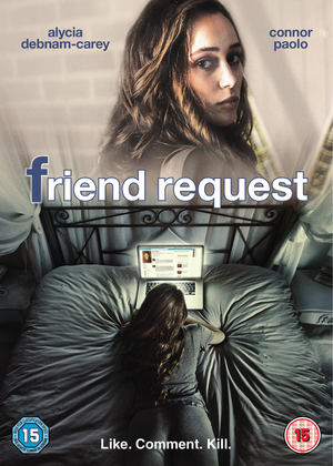 Friend Request (2016) (with Digital HD UltraViolet Copy) (Retail Only)