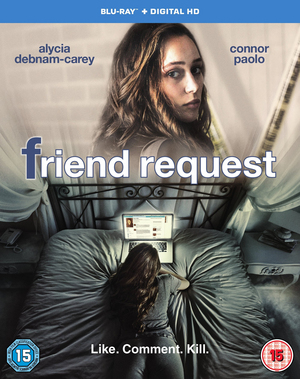 Friend Request (2016) (Blu-ray) (with Digital HD UltraViolet Copy) (Retail Only)