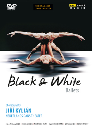 Black and White Ballets: Nederlands Dans Theater (1996) (NTSC Version) (Retail / Rental)