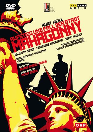 Aufstieg Und Fall Der Stadt Mahagonny: Wiener Staatsoper (Davies) (1998) (NTSC Version) (Retail / Rental)