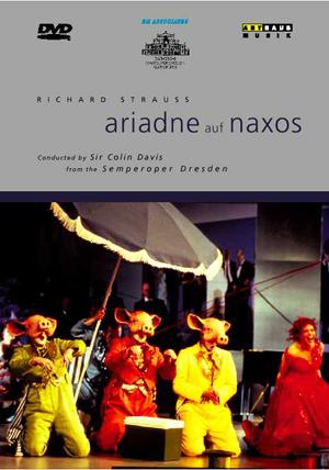 Ariadne Auf Naxos: Staatskapelle Dresden (Davis) (1999) (Retail / Rental)