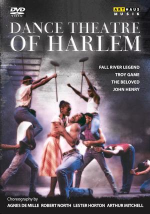 Dance Theatre of Harlem (1989) (NTSC Version) (Retail / Rental)