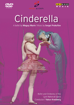 Cinderella: Lyon National Opera (Kreisberg) (1989) (NTSC Version) (Retail / Rental)