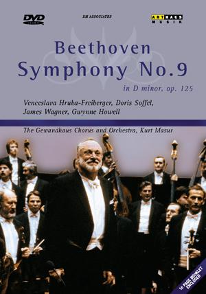 Beethoven: Symphony No 9: Gewandhaus (Masur) (1991) (Retail / Rental)