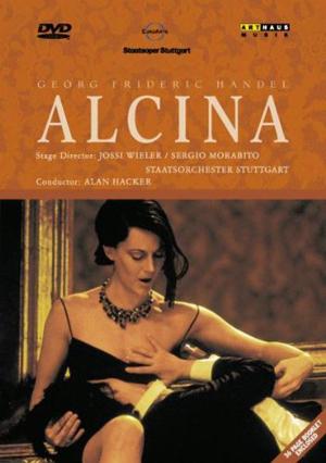Alcina: Staatsoper Stuttgart (Hacker) (1999) (Deleted)