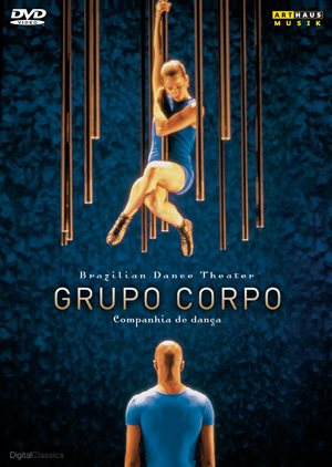 Grupo Corpo - Brazilian Dance Theater (1996) (NTSC Version) (Retail / Rental)