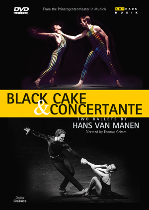 Black Cake and Concertante: Bavarian State Ballet (1997) (Retail / Rental)