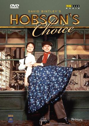Hobson's Choice: Birmingham Royal Ballet (Wordsworth) (1992) (Retail / Rental)