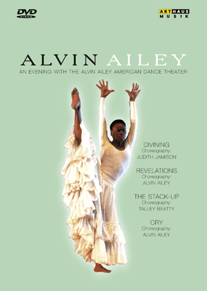 Alvin Ailey: An Evening With the Alvin Ailey American... (1986) (NTSC Version) (Retail / Rental)