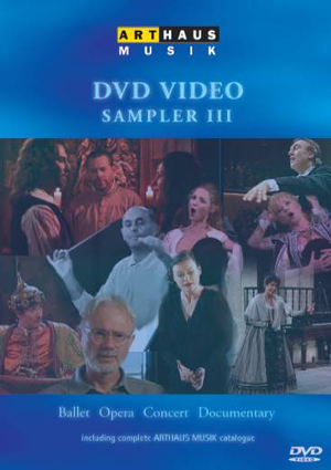 Arthaus DVD Sampler III (Retail / Rental)