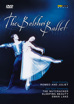 The Bolshoi Ballet: Romeo and Juliet/The Nutcracker/Sleeping... (1989) (Box Set) (Retail / Rental)